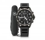Ceas: Ceas barbatesc Victorinox 241926.1 Fieldforce Sport Cronograf 42mm 10ATM