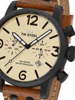 Ceas: Ceas barbatesc TW-Steel MS44 Maverick Cronograf 48mm 10ATM