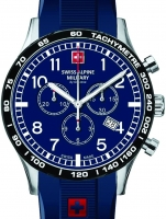 Ceas: Ceas barbatesc Swiss Alpine Military 1746.9835 Chrono 43mm 10ATM
