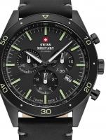 Ceas: Ceas barbatresc Swiss Military SM34079.08 Cronograf 43mm 10ATM