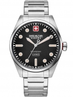 Ceas: Ceas barbatesc Swiss Military Hanowa 06-5345.7.04.007 Mountaineer 42mm 10ATM