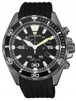 Ceas: Ceas barbatesc Citizen AT2437-13E Eco-Drive Cronograf  43mm 10ATM