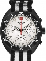 Ceas: Ceas barbatesc Swiss Alpine Military 7066.9672 Turtle Cronograf 44mm 10ATM