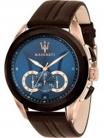 Ceas: Ceas barbatesc Maserati R8871612024 Traguardo Cronograf 45mm 10ATM