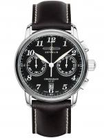 Ceas: Ceas barbatesc Zeppelin 7678-2 LZ127 Graf Zeppelin Cronograf 42mm 10 ATM