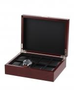Ceas: Cutie lemn Rothenschild RS-2376-8C Pentru 8 Ceasuri