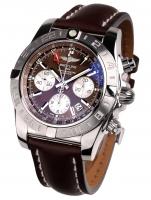 Ceas: Ceas barbatesc Breitling AB042011.Q589.437X Chrono GMT  44mm 50ATM