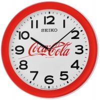 Ceas: Ceas de perete Seiko QX922R  -Serie: Coca Cola