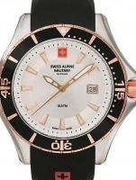 Ceas: Swiss Alpine Military 7040.1852 men`s watch 44mm 10ATM