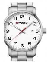 Ceas: Ceas barbatesc Wenger 01.1641.104 Avenue 42mm 10ATM