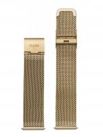 Ceas: Cluse Ersatzband CLS346 [16 mm] gold m. gold Schließe