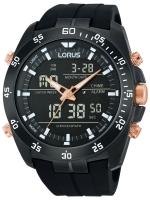 Ceas: Ceas barbatesc Lorus RW615AX9 Analog-Digital Alarm Cronograf 100M 46mm