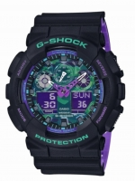 Ceas: Ceas barbatesc Casio GA-100BL-1AER G-Shock