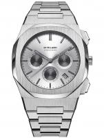 Ceas: Ceas barbatesc D1 Milano CHBJ03 Cronograf Charcoal Grey 42mm 5ATM