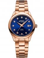 Ceas: Rotary LB05096/05/D Oxford Damenuhr  32mm 5ATM