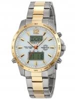 Ceas: Ceas barbatesc Master Time MTGS-10649-30M Radiocontrolat Specialist Series Cronograf 43mm 10ATM