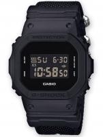 Ceas: Ceas unisex Casio DW-5600BBN-1ER G-Shock 43mm 20ATM