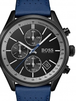 Ceas: Ceas barbatesc Boss 1513563 Grand Prix Chrono. 44mm 3ATM