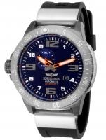 Ceas: Ceas barbatesc Haemmer HD-100 Navy Diver II Dark Ocean 48mm 30ATM  ( LIMITED EDITION 99 BUCATI ) AUTOMATIC - SAFIR