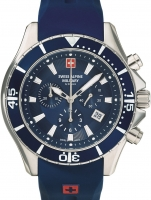 Ceas: Ceas barbatesc Swiss Alpine Military 7040.9835 Chrono 45mm 10ATM