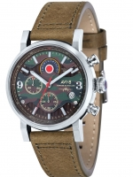 Ceas: Ceas barbatesc AVI-8 AV-4041-06 Hawker Hurricane Chrono. 43mm 5ATM