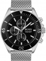 Ceas: Ceas barbatesc Hugo Boss 1513701 Ocean Edition Cronograf 46mm 10ATM