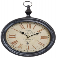Ceas: Antique HOME 13753 Paris Wanduhr klassisch Vintage-Wanduhr Antik-Optik