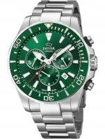 Ceas: Ceas barbatesc Jaguar J861/4 Executive Cronograf Diver 44mm 20ATM