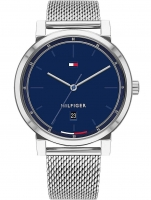 Ceas: Tommy Hilfiger 1791732 Thompson Herrenuhr 43mm 5ATM