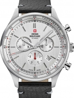 Ceas: Ceas barbatesc Swiss Military SM34081.07 Cronograf 42mm 10ATM