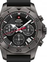 Ceas: Ceas barbatesc Swiss Military SMS34072.07 Solar Cronograf  44mm 10ATM