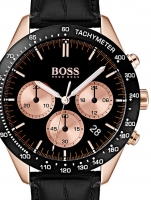 Ceas: Ceas barbatesc Hugo Boss 1513580 Talent Cronograf   42mm 5ATM