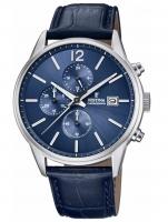 Ceas: Ceas barbatesc Festina F20284/3 Timeless Cronograf  43mm 10ATM