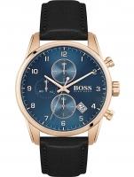 Ceas: Ceas barbatesc Hugo Boss 1513783 Skymaster Cronograf 44mm 5 ATM
