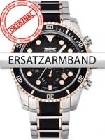 Ceas: Curea de ceas Perigaum Ersatz-Stahlband P-1302-IR-BRC