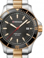 Ceas: Ceas barbatesc Wenger 01.0641.127 Seaforce  43mm 20ATM