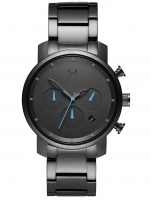 Ceas: Ceas barbatesc MVMT MC02-GU Chrono Gunmetal 40mm 10ATM
