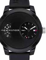 Ceas: Ceas barbatesc Tommy Hilfiger 1791555 Dual Time  44mm 3ATM