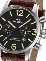 Ceas: Ceas barbatesc TW-Steel MS4 Maverick Cronograf 48mm 10ATM