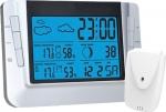 Ceas: JVD RB608 Funktischuhr Wetterstation