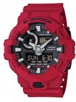 Ceas: Ceas barbatesc Casio GA-700-4AER G-Shock  53mm 20ATM