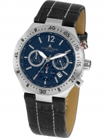 Ceas: Jacques Lemans 1-1837C Dover chrono 42mm 10ATM