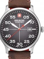 Ceas: Ceas barbatesc Swiss Military Hanowa 06-4326.04.009 Active Duty 43mm 5ATM