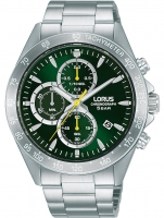 Ceas: Lorus RM367GX9 chrono men`s 43mm 5ATM