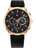 Ceas: Tommy Hilfiger 1791798 Jameson Dual Time 46mm 5ATM