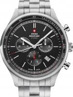 Ceas: Ceas barbatesc Swiss Military SM34081.01 Cronograf 42mm 10ATM