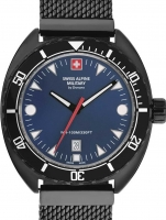 Ceas: Ceas barbatesc Swiss Alpine Military 7066.1175 Turtle  44mm 10ATM
