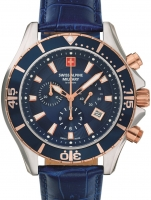 Ceas: Ceas barbatesc Swiss Alpine Military 7040.9555 Chrono 45mm 10ATM