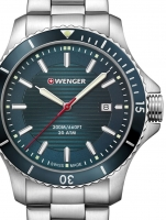 Ceas: Ceas barbatesc Wenger 01.0641.129 Seaforce  43mm 20ATM