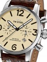 Ceas: Ceas barbatesc TW-Steel MS24 Maverick Cronograf 48mm 10ATM